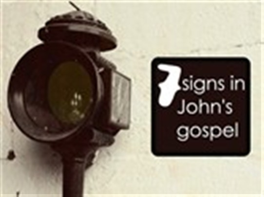 Seven signs in John