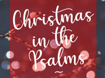 Christmas in the Psalms thumb